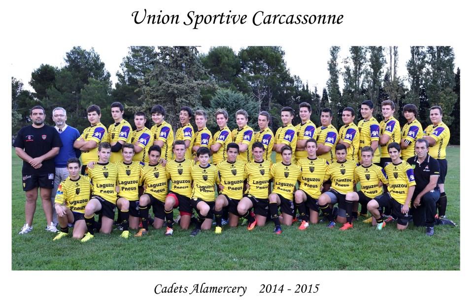 USC Cadets Alamercery - ©R.Cavezian