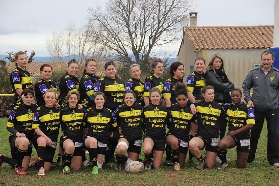 feminines seniors 2013-2014