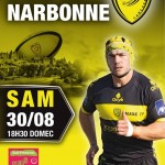Affiche USC - Narbonne