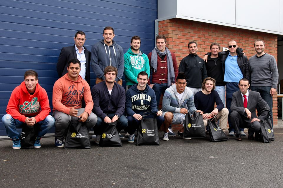 rugby seven 2013