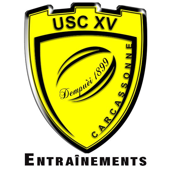 logo entrainement USC site