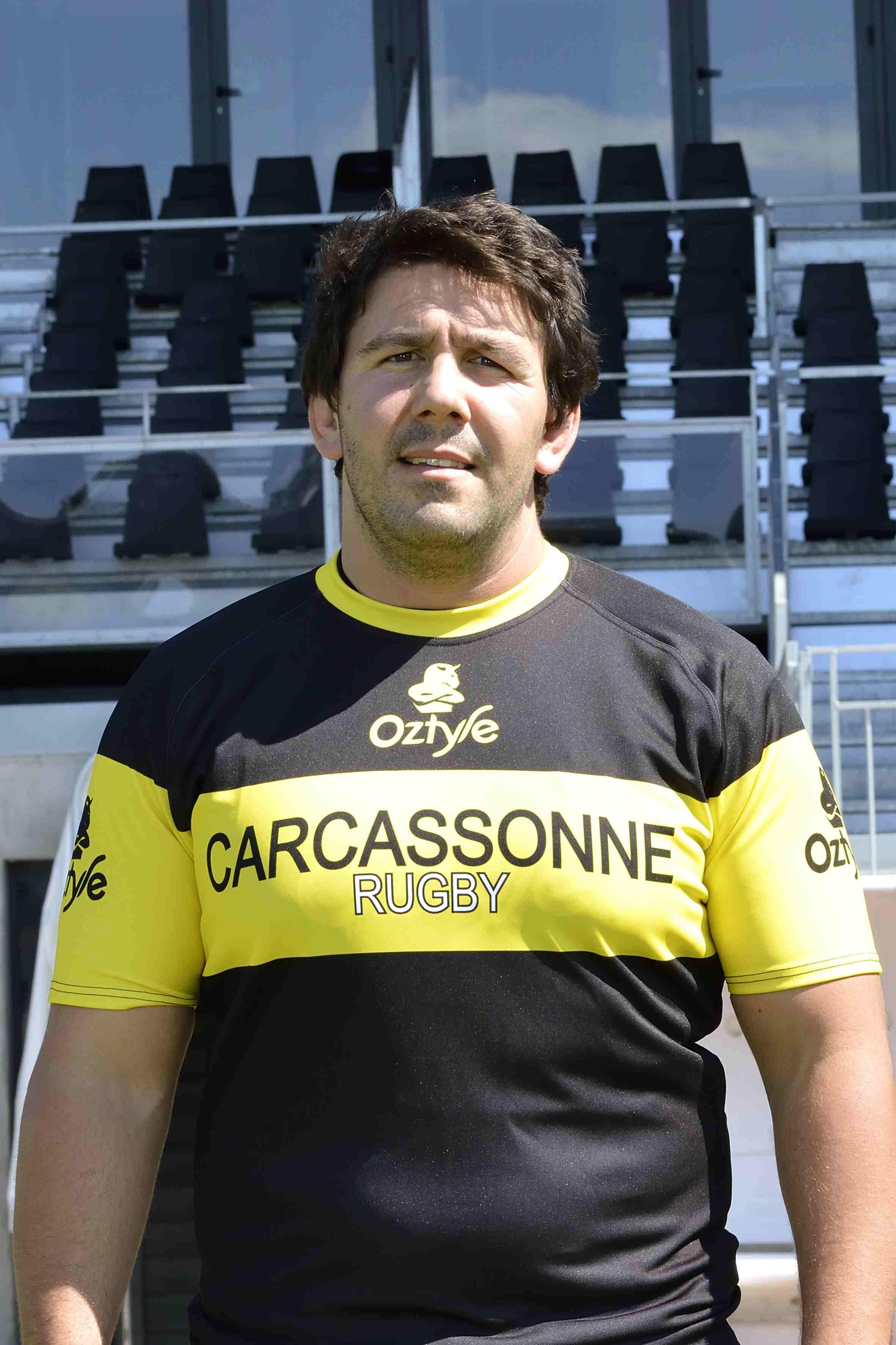 Nouveaux joueurs USC 2013 Pierre Saby