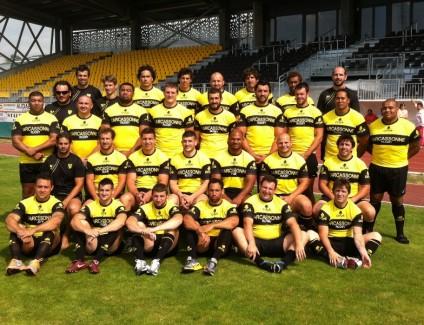 Photo équipe pro USC 2013-2014