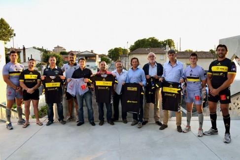 presentation equipe usc 2013