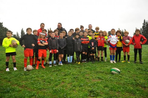 RBC stage rugby vacances 2012