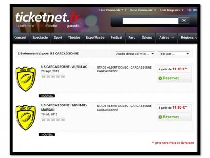 ticketnet usc