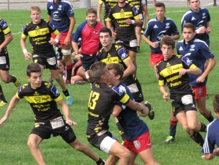 programme matchs USC 2013