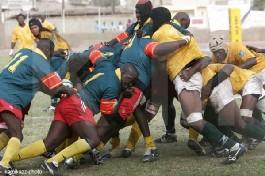 cote d'ivoire - sénégal rugby 2013