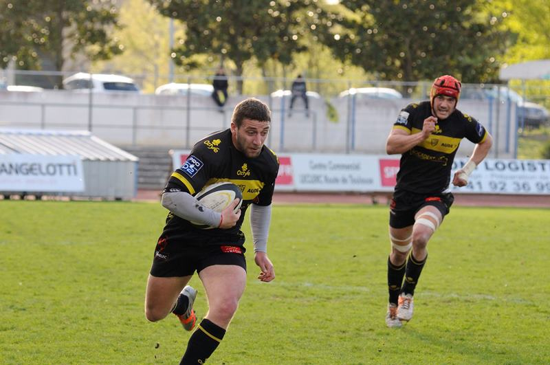 USC - Beziers 2014