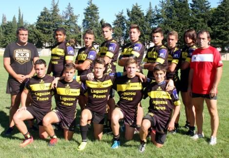 Cadets U16 à VII - Photo René Mari