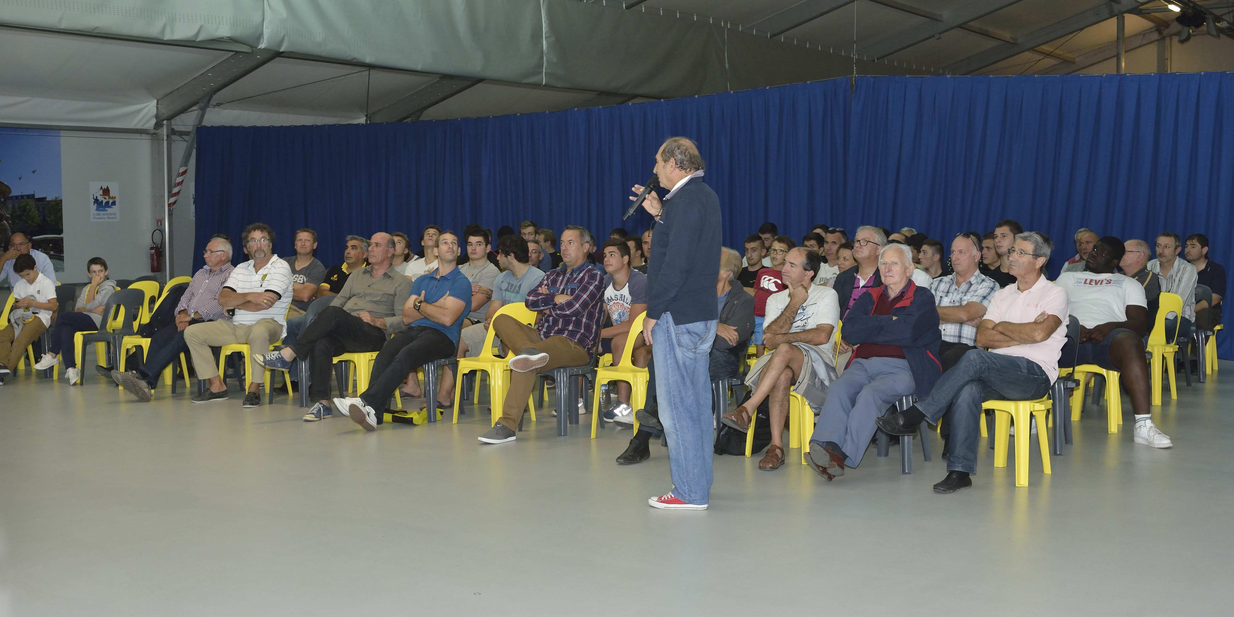 Conférence P Villepreux
