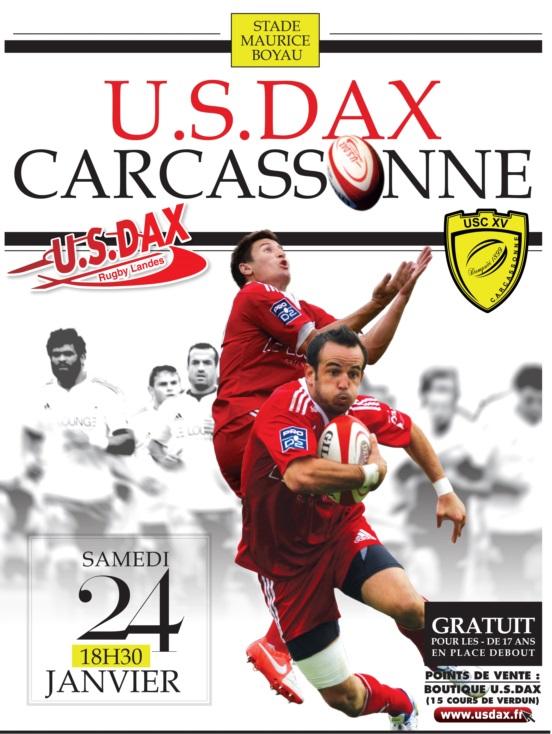 dax - carcassonne 2