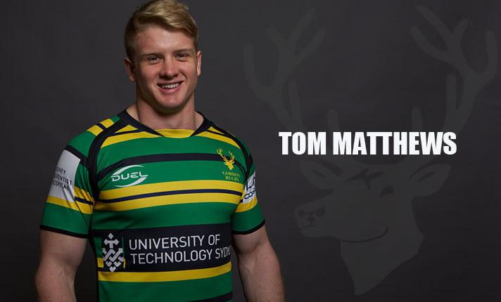 Tom Matthews