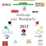 Affiche Challenge des Remparts