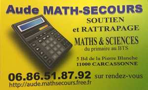 AudeMathSecours