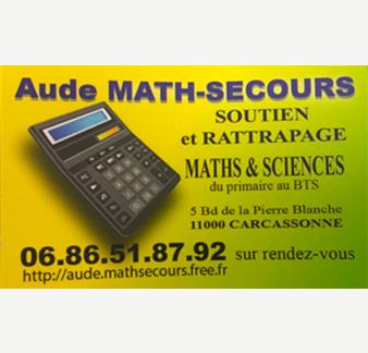 AudeMathSecoursUNE