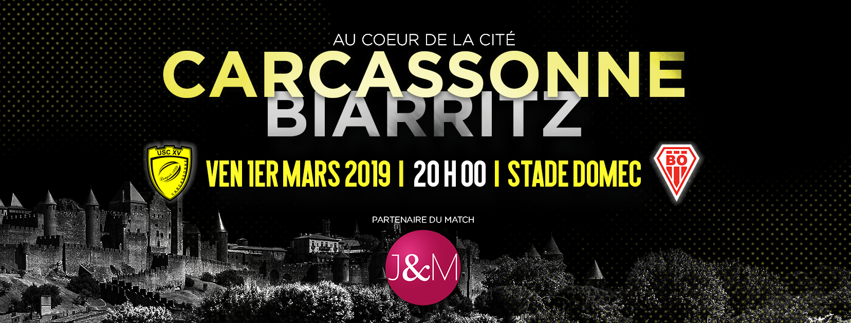 Billetterie carcassonne