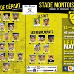La compo de l'USC pour Mont-de-Marsan