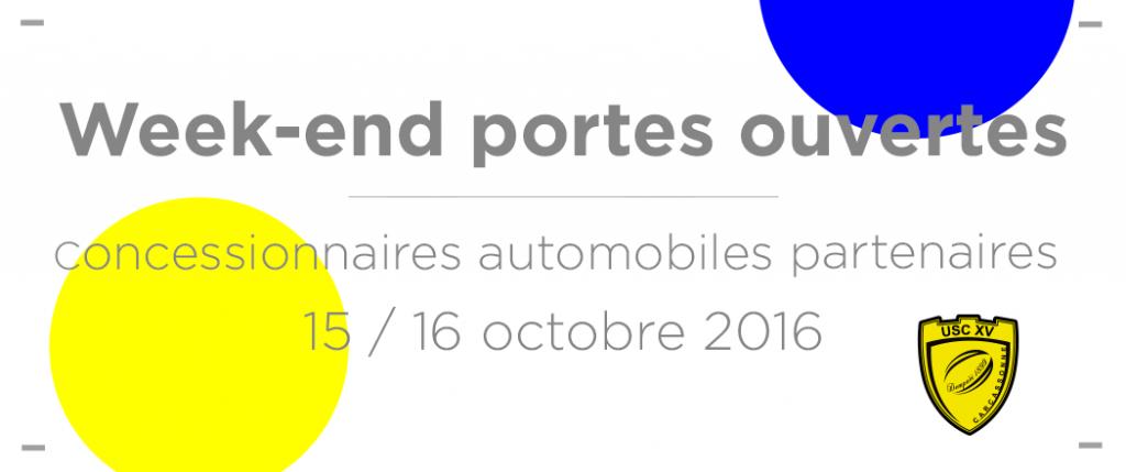 Week end portes ouvertes partenaires automobiles us - Portes ouvertes concessionnaires automobiles ...