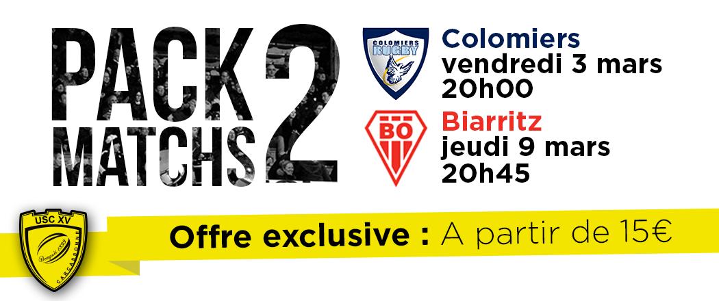 Pack-2-matchs-USC-BO