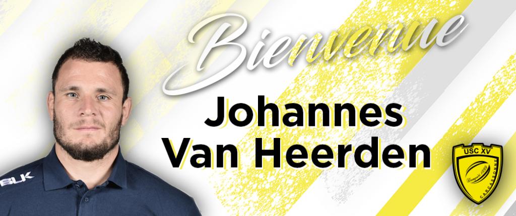 Van Heerden site internet