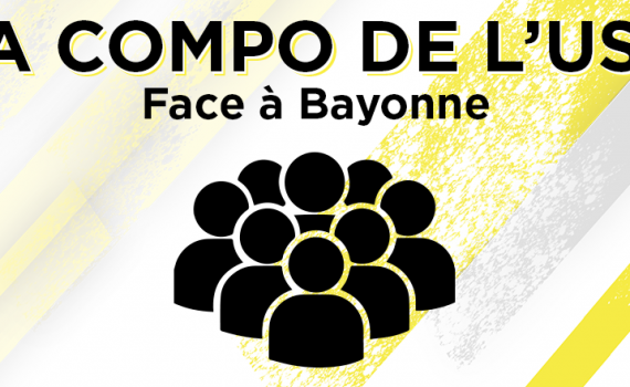 Annonce match Bayonne