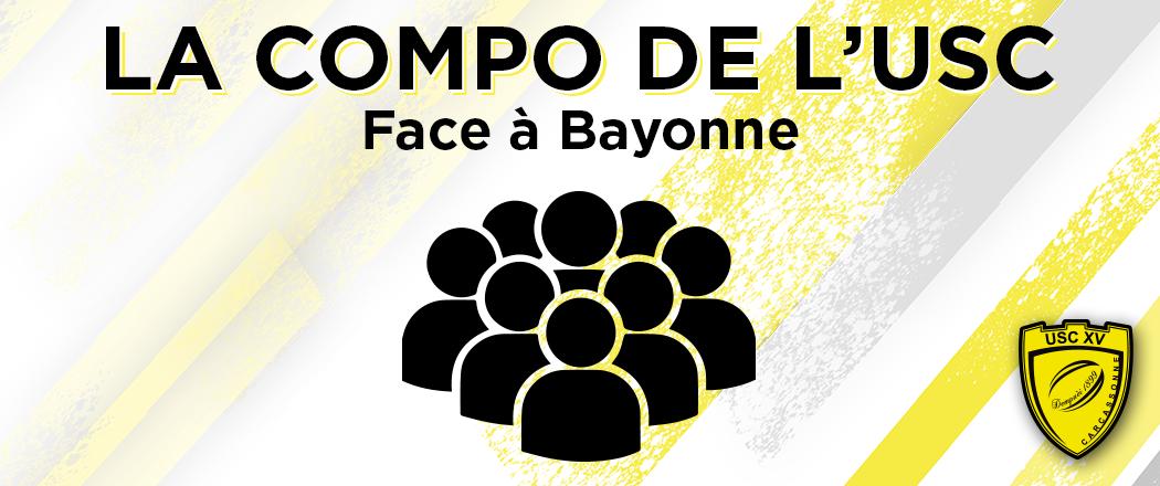 Annonce match Bayonne