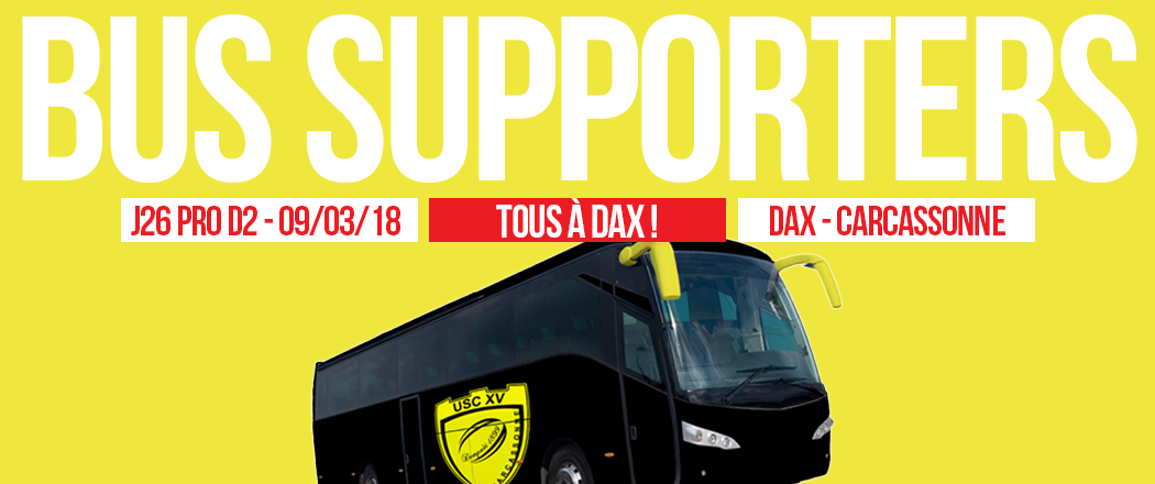 Bus supporters