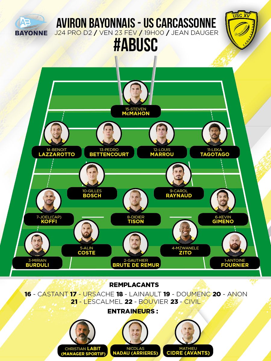 annonce compo Bayonne