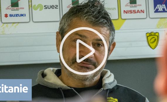Christian Labit le magicien reportage vidéo via occitanie