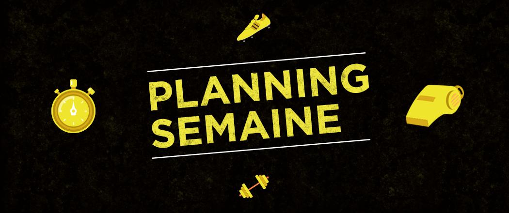 Planning semaine 1050*440