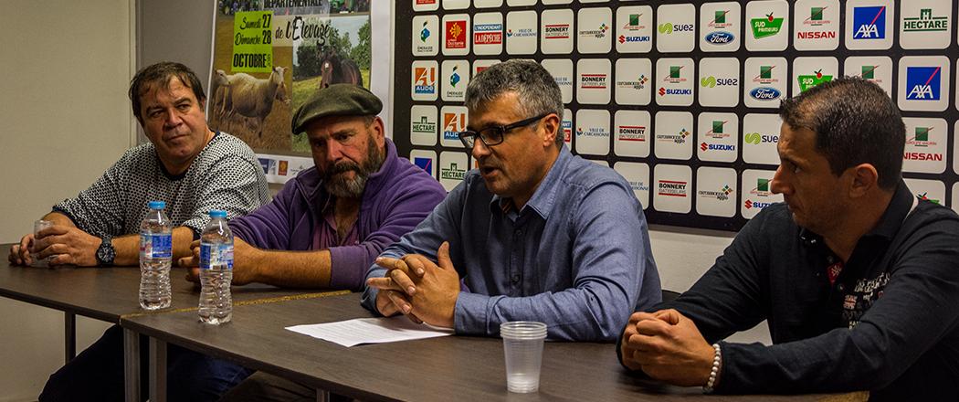 Conférence producteurs locaux