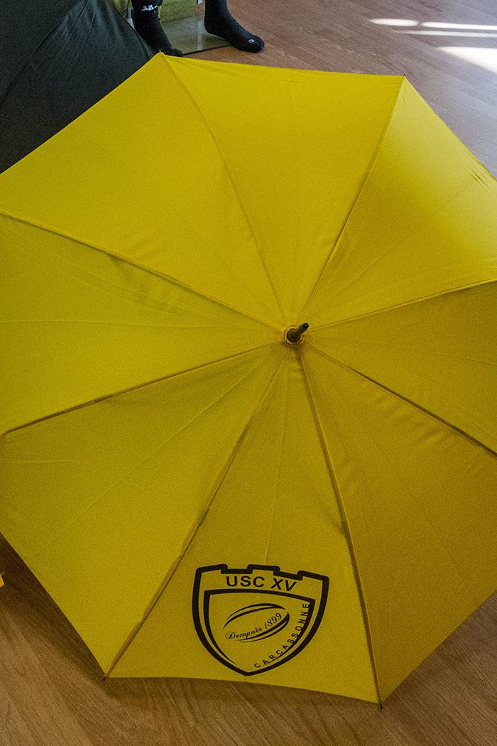Parapluie USC
