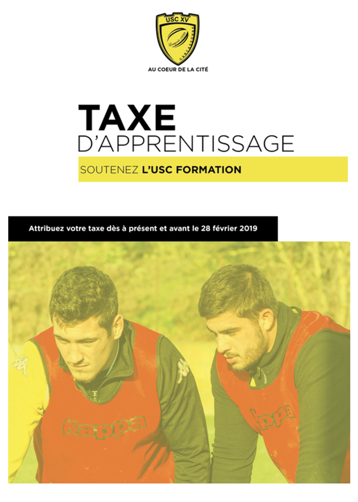 Taxed'apprentisage