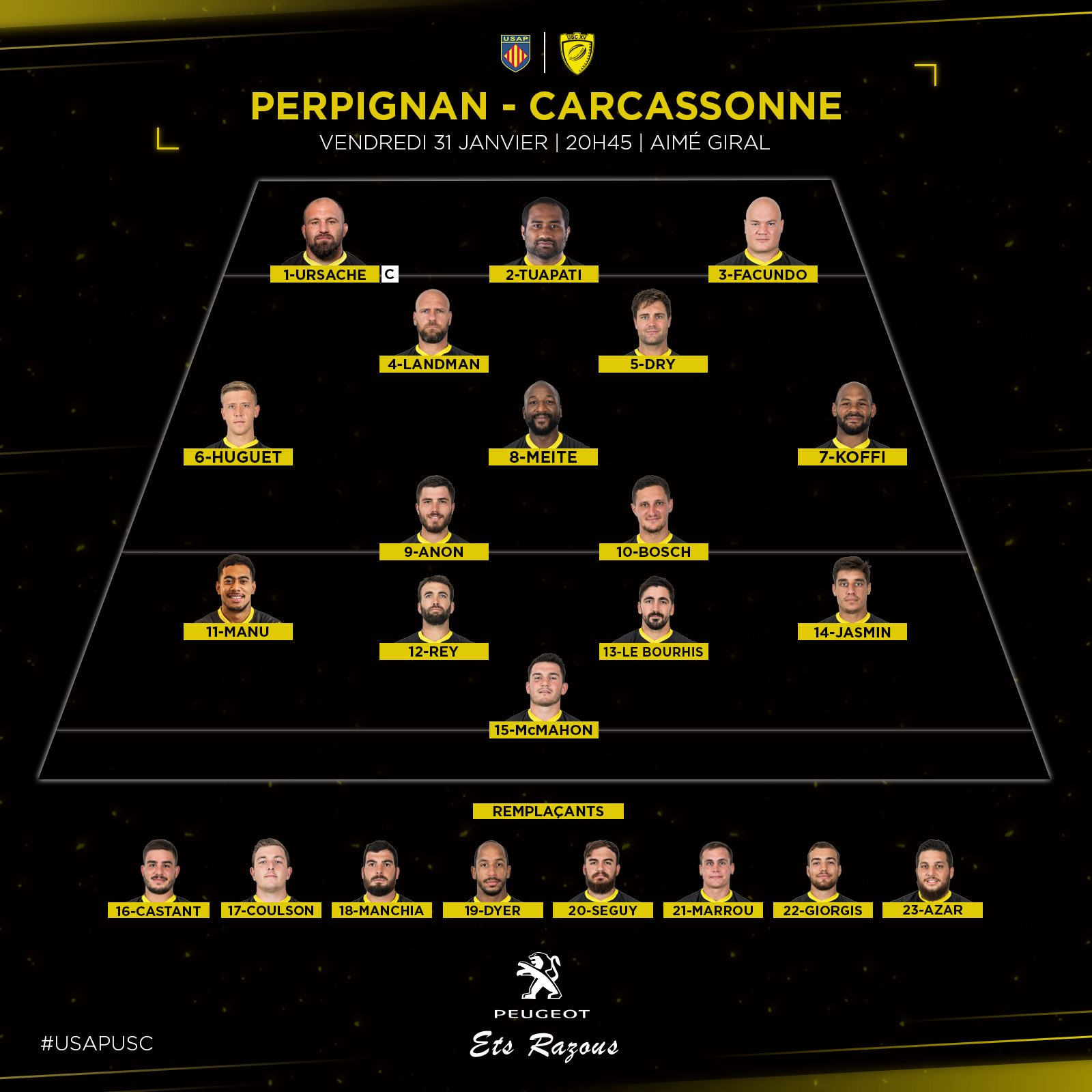 Composition Perpignan