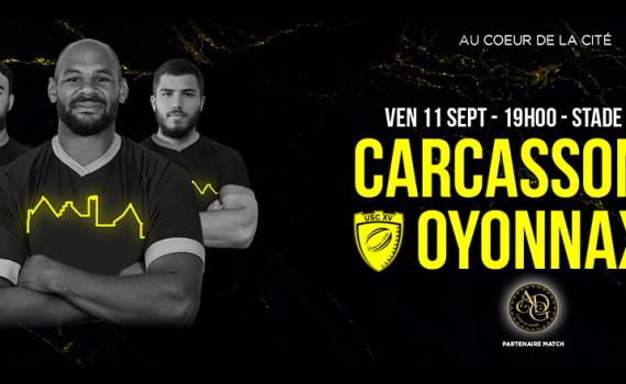 Match oyonnax site internet
