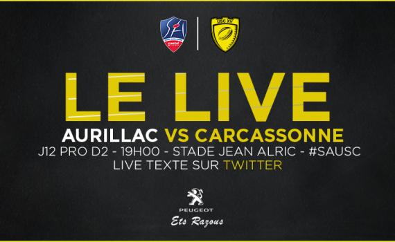 live aurillac